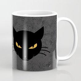 Evil Kitty Coffee Mug