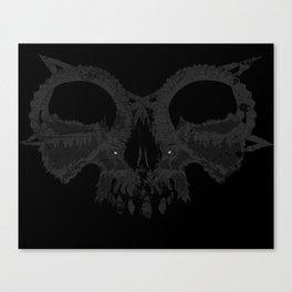 Death's Illusion Canvas Print