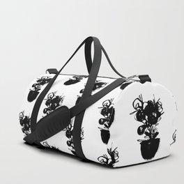 flower pot 001 Duffle Bag
