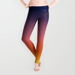 Seagull Sunset Leggings