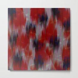 Surface Meltdown Metal Print