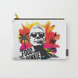 Food Junkie Carry-All Pouch