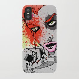 They'll Drop You from Anywhere iPhone Case