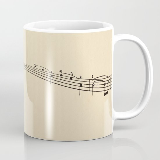 Classical Canary  Mug