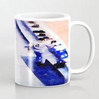 dj Mugs featuring dj by Ricochet  Elm  Studio