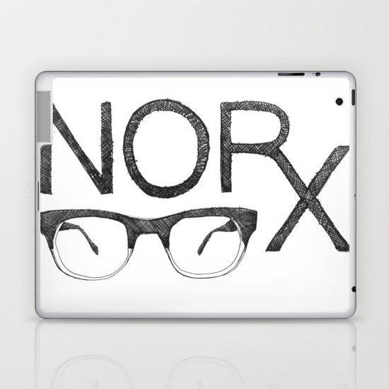 NORx Laptop & iPad Skin