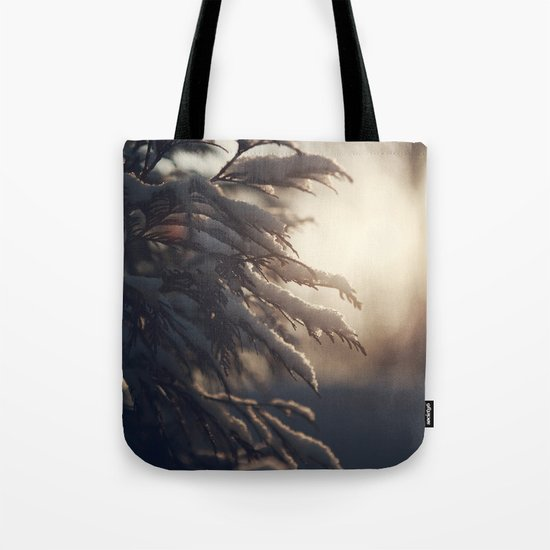 Winter Morn Tote Bag