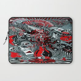 red dreams Laptop Sleeve