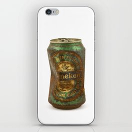 the mean streets iPhone Skin