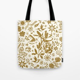 Oh, beautiful garden of mine Tote Bag