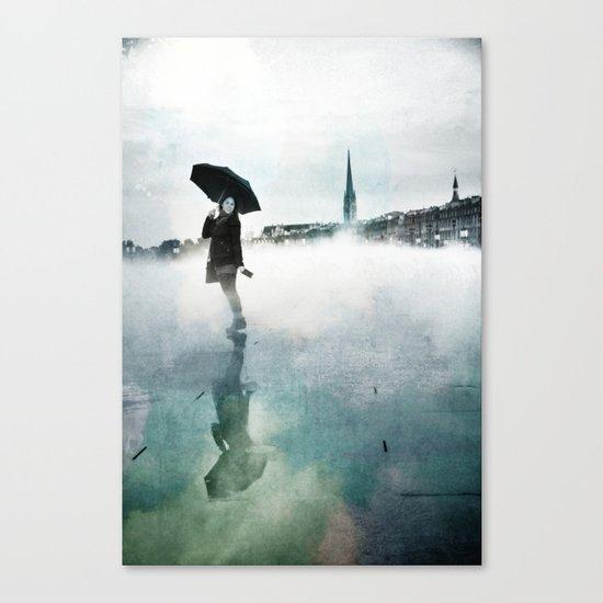 La Danse de la Pluie II Canvas Print