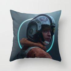 Luke Skywalker Throw Pillow