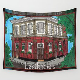 The Vic Wall Tapestry