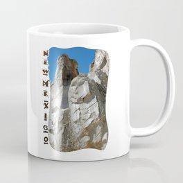El Morro, New Mexio Coffee Mug