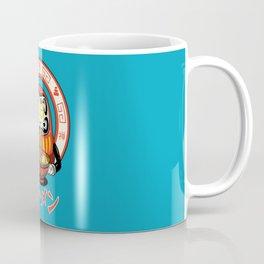 Daruma Zen Ramen Coffee Mug