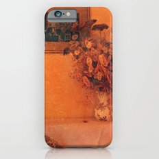 Still life with dry flowers Slim Case iPhone 6s