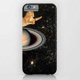 Cat.In.Space. iPhone Case