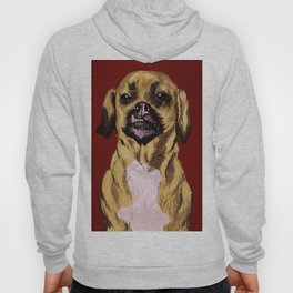 snaggle tooth Hoody