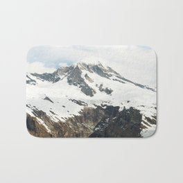 Melting peaks Bath Mat