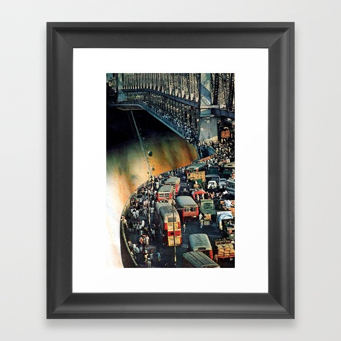 arter Framed Art Print