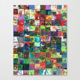 Verve squared Canvas Print