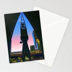 Crane Docklands London Stationery Cards