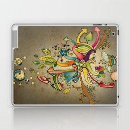 Another Strange World Laptop & iPad Skin