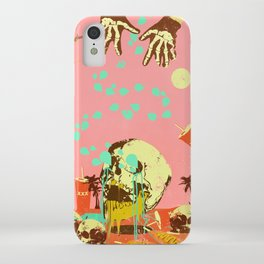 SUMMER SEANCE iPhone Case