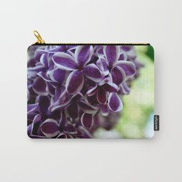 Lilacs. Carry-All Pouch