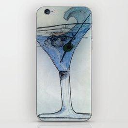 martini Mo cartoon iPhone Skin