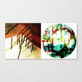 Urbania colors Canvas Print