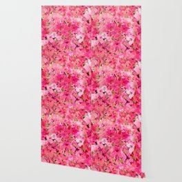 Small Flowers Wallpaper Society6