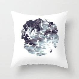 Sustained Throw Pillow
