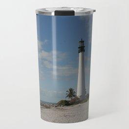 Cape Florida Light House Travel Mug