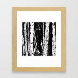 F o r e s t  Framed Art Print