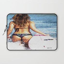 Booty Surf Laptop Sleeve