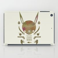 pirates iPad Cases featuring 토끼해적단 TOKKI PIRATES by PAUL PiERROt