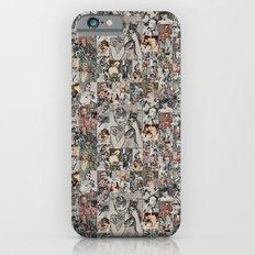 Famous Cat Lovers Slim Case iPhone 6