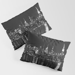 new york skyline Pillow Sham