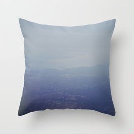 A Change in Perspective Throw Pillow