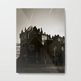 City Chimera Metal Print