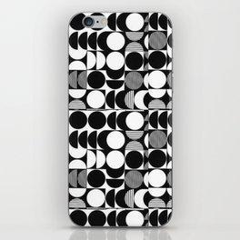 pattern motif 7 iPhone Skin