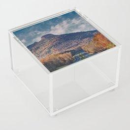 Pilot Mountain Acrylic Box