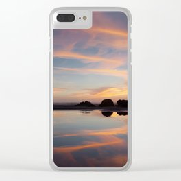 Little River Clear iPhone Case
