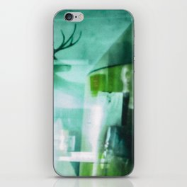 abstrakt thoughts iPhone Skin