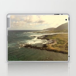 Makapu'u Point Lighthouse Trail Laptop & iPad Skin