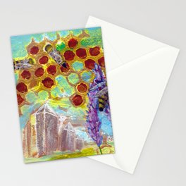 Gaia Heals Stationery Cards