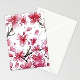 Cherry Blossoms #society6 #buyart Stationery Cards