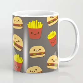 Fastfood pattern Coffee Mug