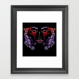 Aliena two  Framed Art Print